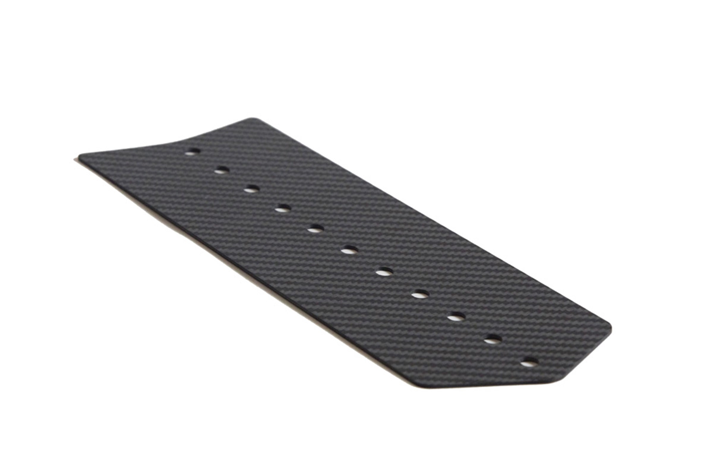 Armstrong Foils - Adjustable carbon tail kick pad