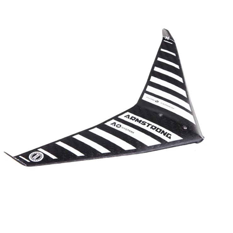 Flying V Tail Wing